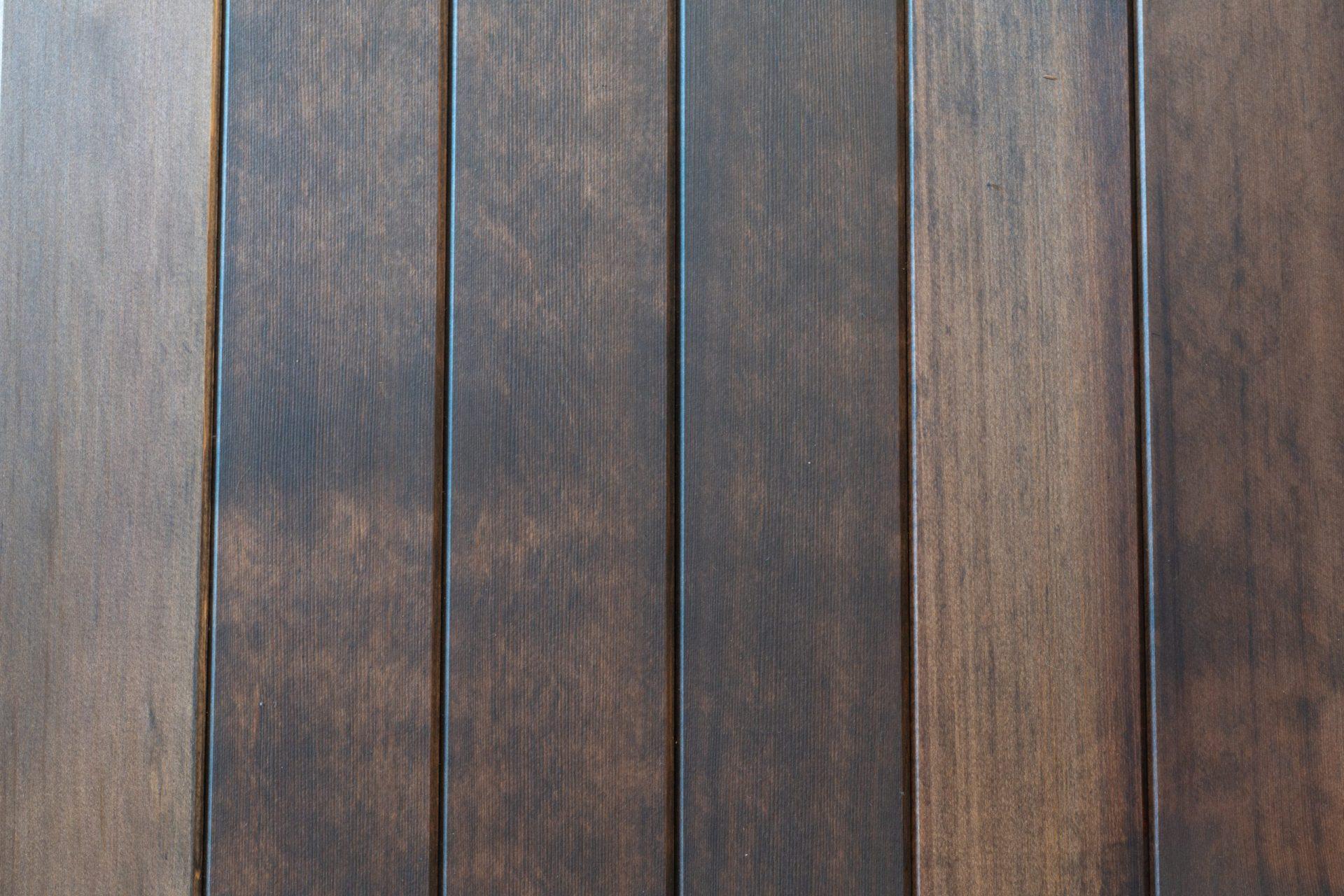 Wooden cedar blackash flooring