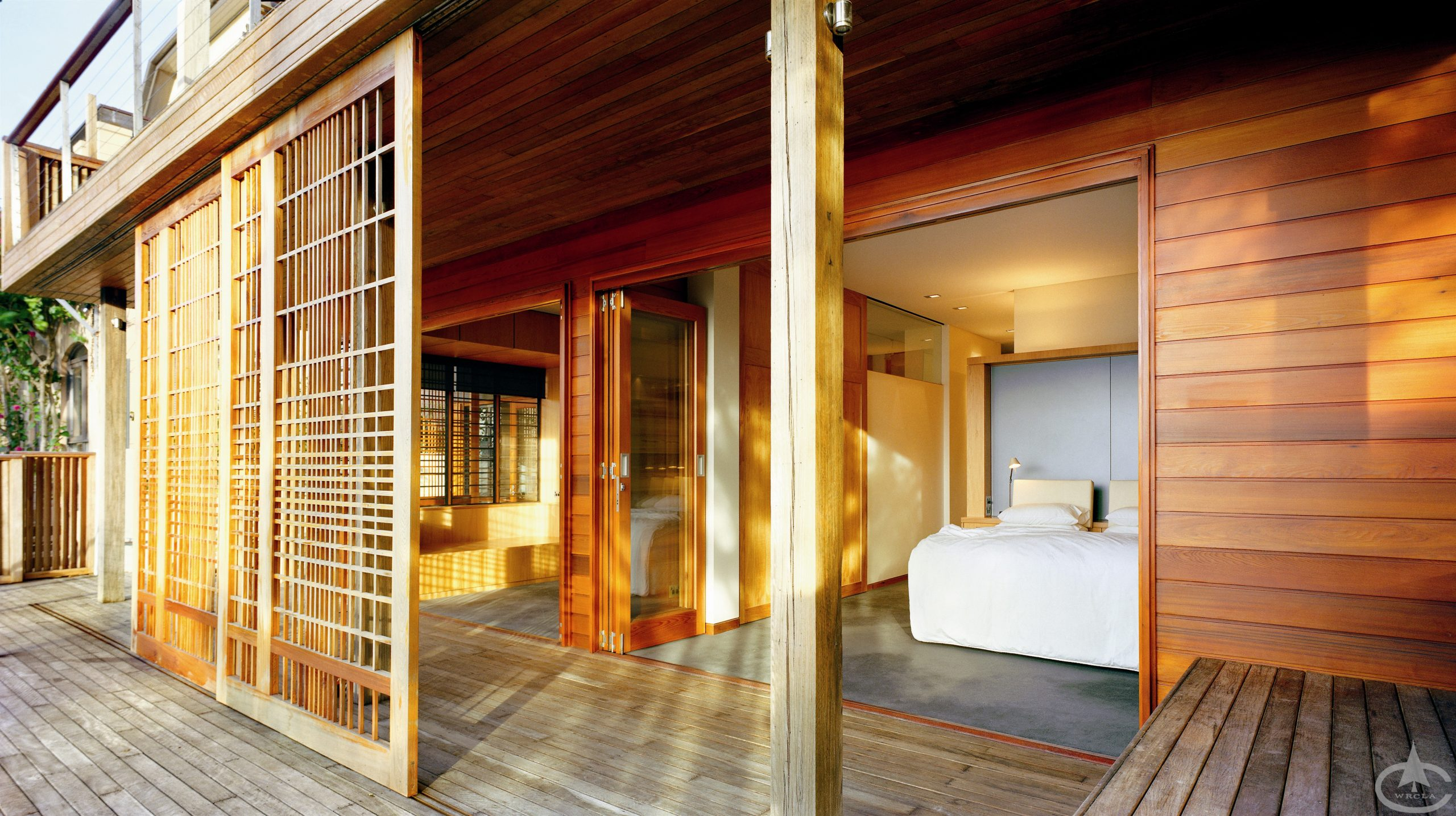A Chinese spa house