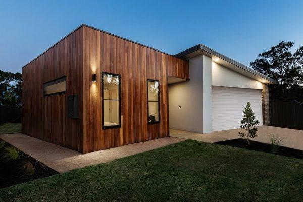 House's Exterior Cladding