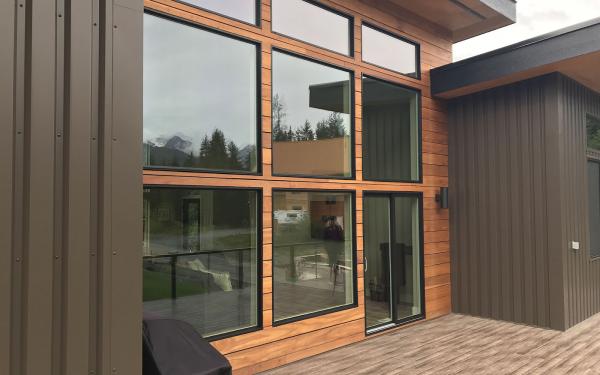 Timber Cladding Exteriors